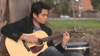 Mimpi (Aisyah Aziz) - Acoustic Fingerstyle Cover - Nadzir Nazuwan