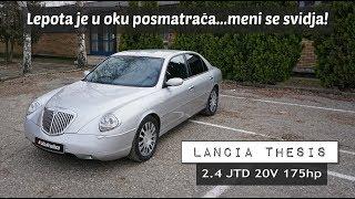 Test: Lancia Thesis Od 60 000€!  Nekome LEPA, A Nekome...