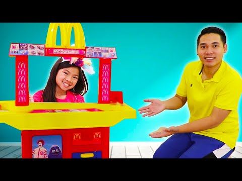 , title : 'Emma Pretend Play McDonald's Happy Meal Chocolate French Fries