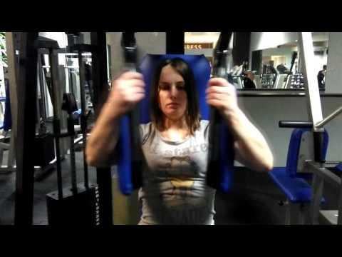 Powoduje osłabienie mięśni dna miednicy