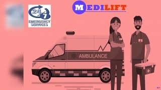 Get the Quickest Ambulance Service in Bokaro with Doctor Facility