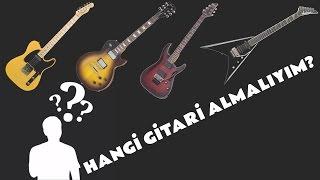 Nasıl Bir Elektro Gitar Almalıyım?
