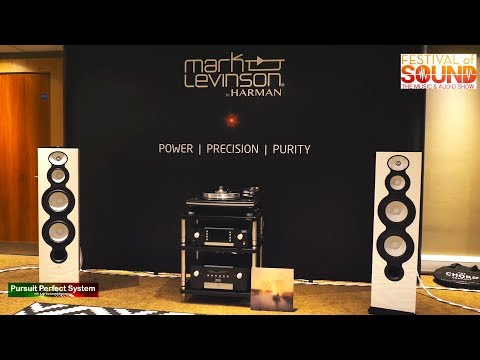 External Review Video Wj1Qsw8whYk for Mark Levinson No. 515 Turntable (MLNO515AM)