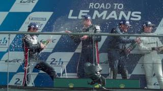 Le Mans 24 Hours 2017 - Behind the Scenes