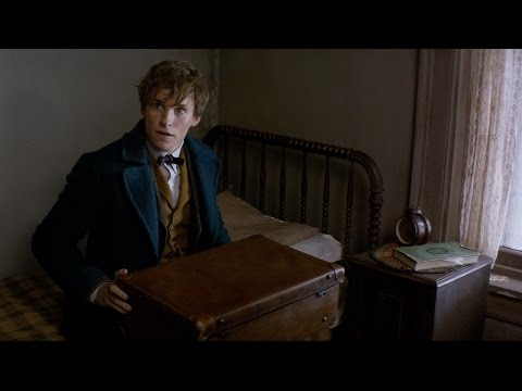 Commercial for Fantastic Beasts and Where to Find Them (2015 - 2016) (Television Commercial)