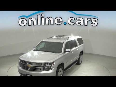 Pre-Owned 2018 Chevrolet Suburban Premier