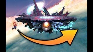 Smash Ultimate - Who can go under Final Destination?
