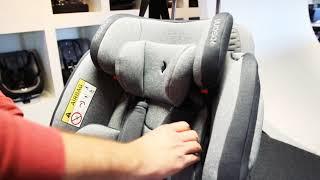 Osann Kindersitz One360°, Universe Grey - Smyths Toys Superstores DE