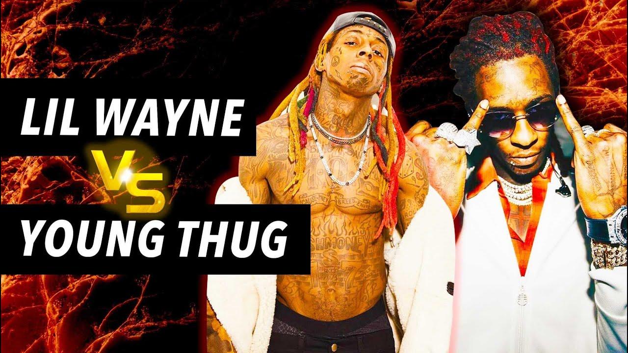 Lil Wayne vs Young Thug : L'Histoire de leur Embrouille