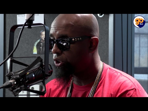 Tech N9ne & Krizz Kaliko Talks About Working With Kendrick Lamar And Gary Clark Jr Mp3