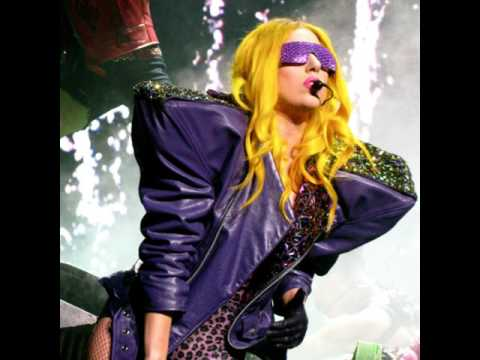 Lady Gaga medley - Леди Гага попурри.