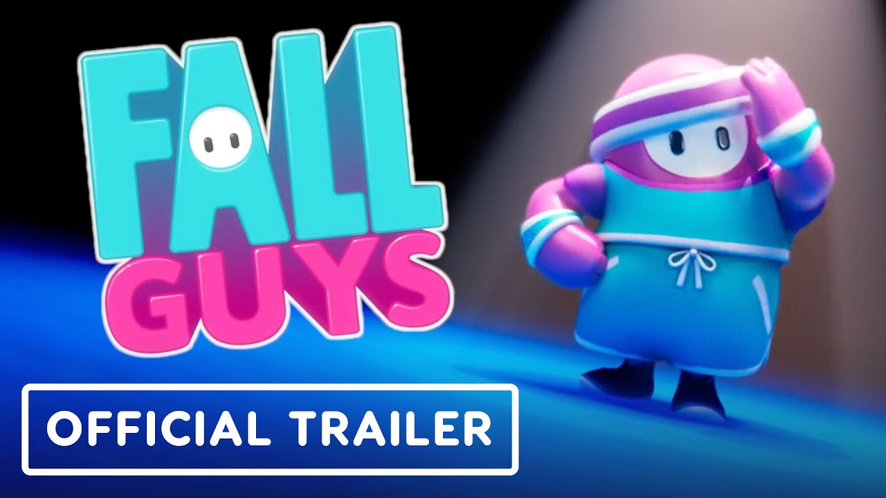 Fall Guys trailer
