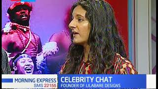 Fashion Designer Ria Ana Sejpal | Celebrity Chat