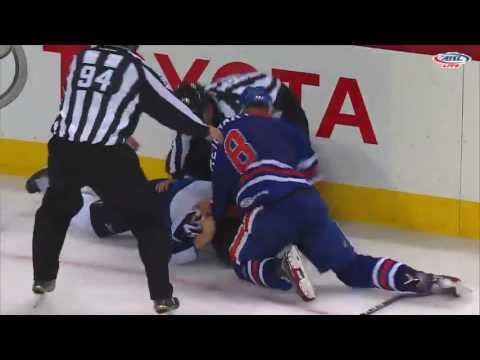 Scott Kosmachuk vs. Griffin Reinhart