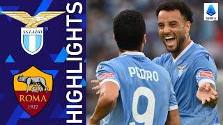 Lazio 3-2 Roma Pekan 6