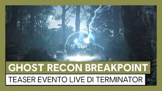 Teaser Evento Terminator