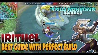 Irithel Best Build 2019Top 1 Global Gameplaybest Guide: Irithel Mobile Legends
