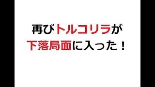 トルコリラ/円、16円台に入った