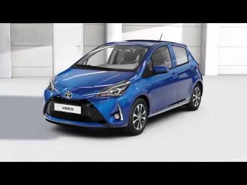 Toyota  Yaris Хетчбек класса B - рекламное видео 3