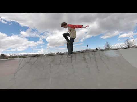 Kearns Skatepark 4-13-19