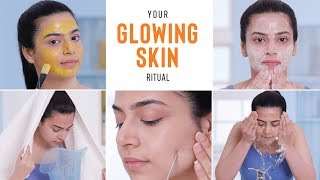 5 At-Home Cleanup Steps To Achieve Glowing Skin | Secrets To Healthy Skin Using Milk