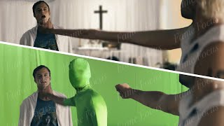 Amazing Before & After VFX Breakdown - The Boys