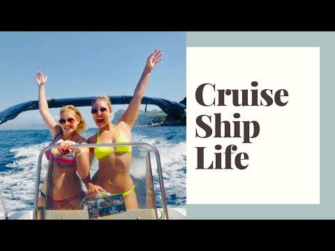 SHIP LIFE – A Spa Girls Life At Sea!