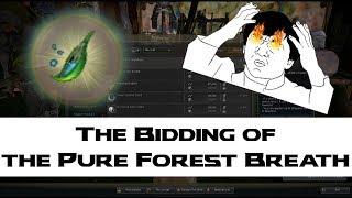 Black Desert Online The Bidding of Pure Forest Breath