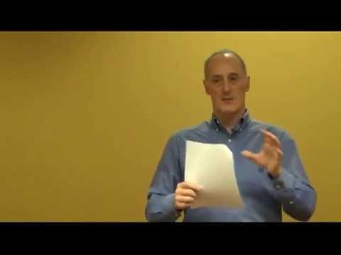 Alternative Funding - Eric Egeland