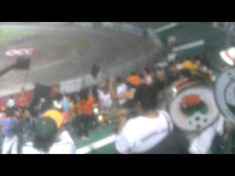 """""""Jaguares mi buen amigo"""" Barra: La Fusión • Club: Jaguares"""