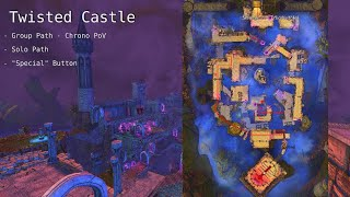 cL] Twisted Castle Solo 3:27 min | Holosmith - hmong video