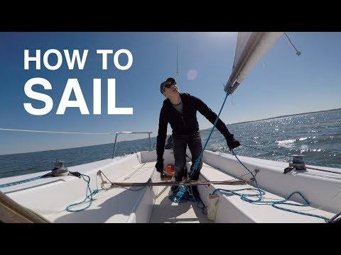Learn How to Sail: A Step-by-Step Guide to SAILING