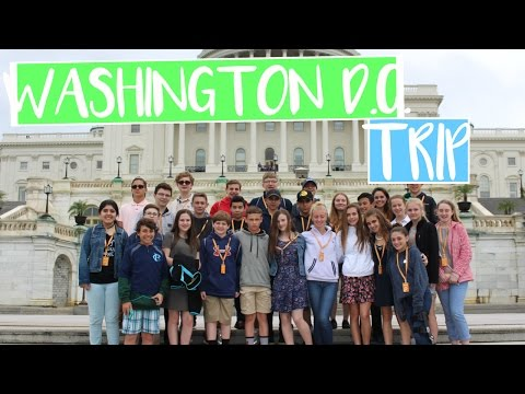 Washington D.C. Trip | Vlog 2017