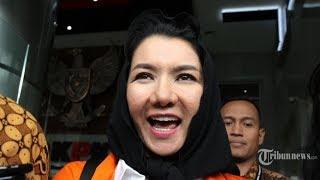 Terjerat Dugaan Kasus Suap, Bupati Nonaktif Rita Widyasari Mengaku Siap Jalani Puasa di Rutan