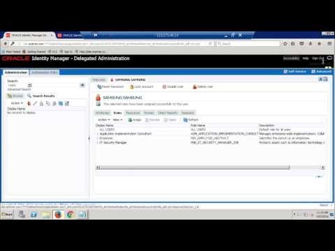 Oracle Fusion Financials Training - Implementation Project Creation ...