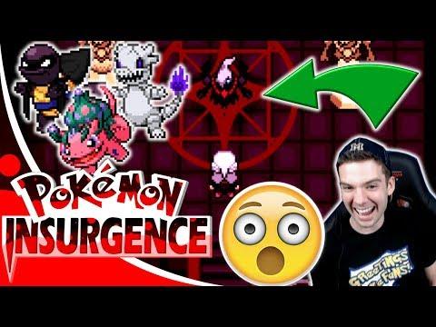 DARKEST POKEMON GAME EVER! Pokemon Insurgence Let's Play Episode 1