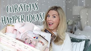 CHRISTMAS HAMPER IDEAS | GIFT BASKETS FOR ALL BUDGETS | KATE MURNANE