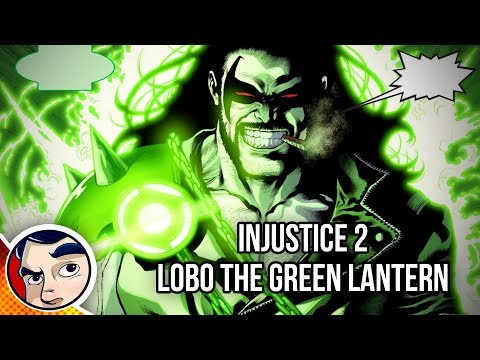 "Injustice 2 ""Green Lantern Lobo, Red Lantern WAR!"" – Complete Story"