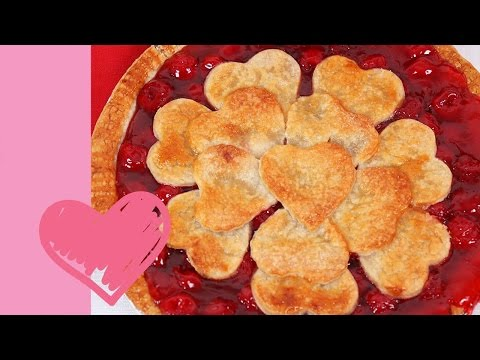 Cheater's Cherry Pie | Valentine's Day Edible Gifts