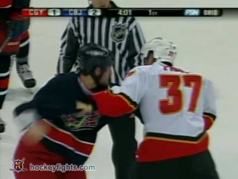 Brandon Prust vs Jody Shelley