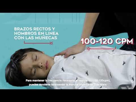 Reanimación Cardiopulmonar en Niños