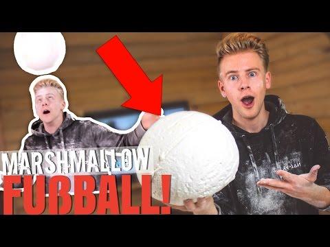 MARSHMALLOW-FUßBALL ! 😍 WTF?! 😱II RayFox