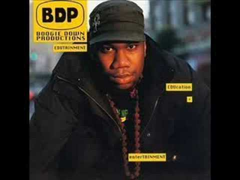 100 Guns (1990) (Song) by Boogie Down Productions