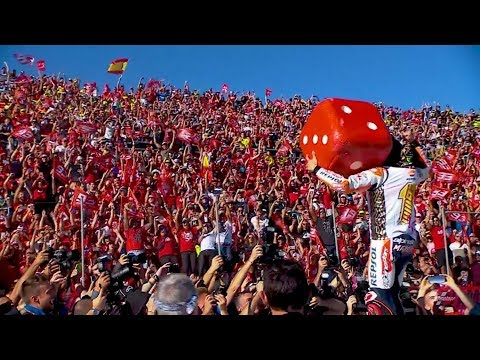 2017 FIM MotoGP World Champions - Valencia (ESP)