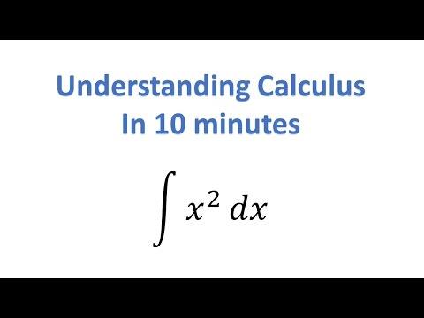 Understand Calculus in 10 Minutes