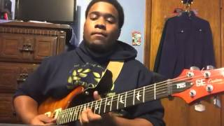 D'angelo - Sugah Daddy (Guitar Cover): Black Messiah