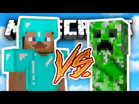 THE ULTIMATE MINECRAFT TEST...