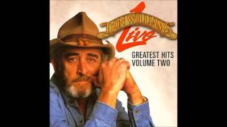 Don Williams — Back In My Younger Days