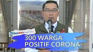 Melonjak, Sekitar 300 Warga Jabar Positif Corona, Ridwan Kamil: Terbanyak di Sukabumi