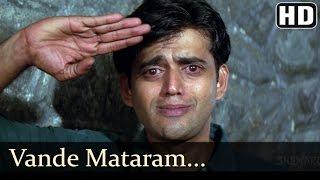 اغاني طرب MP3 Vande Mataram - Ansh Songs - Mohammed Aziz - Abbas - Om Puri - Ashutosh Rana تحميل MP3